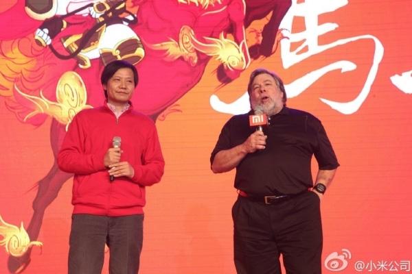 Steve Wozniak affiche son soutien aux ambitions internationales de Xiaomi