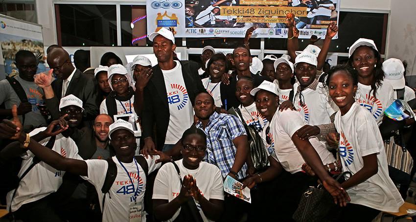Le CTIC Dakar est l'un des principaux incubateurs d'Afrique de l'Ouest. (Tekki 48)