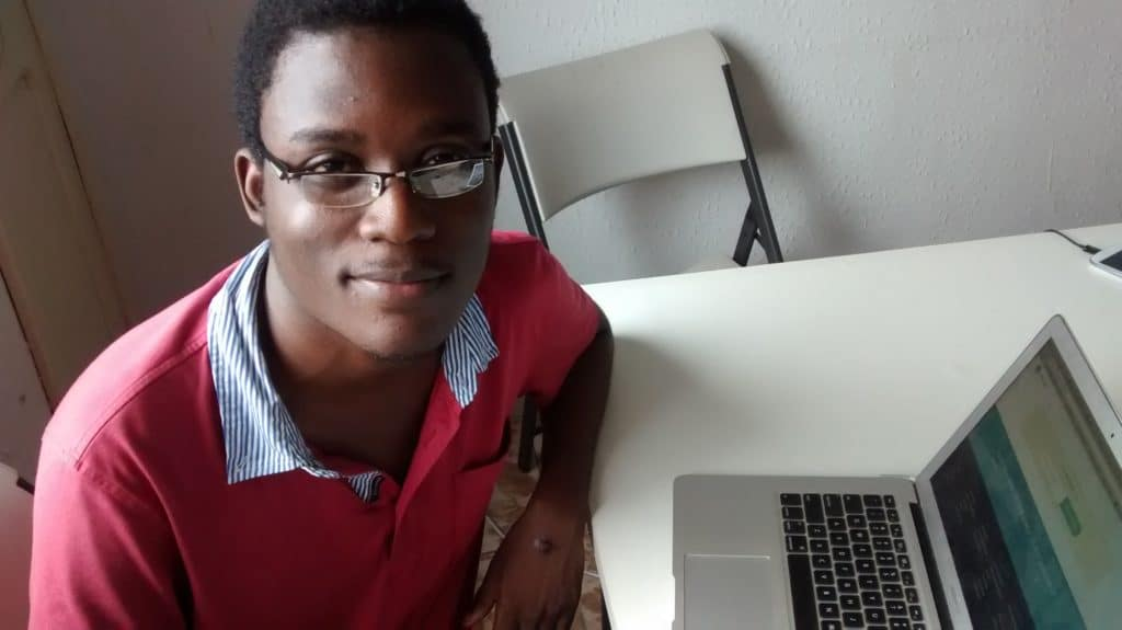 Ulrich-Sossou-wordpress-Stanford-TEKXL-startup-benin-africa