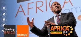 #AfricaCom 2014 : StartupBRICS et Orange deviennent partenaire pour promouvoir l'innovation numérique en Afrique