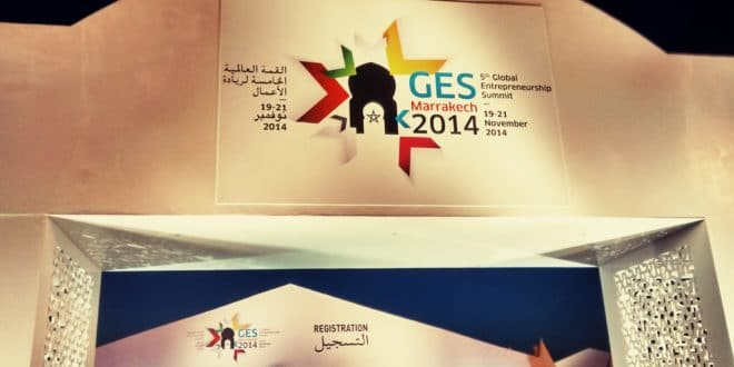 #GES2014 : StartupBRICS speaker officiel au Global Entrepreneurship Summit de Marrakech !