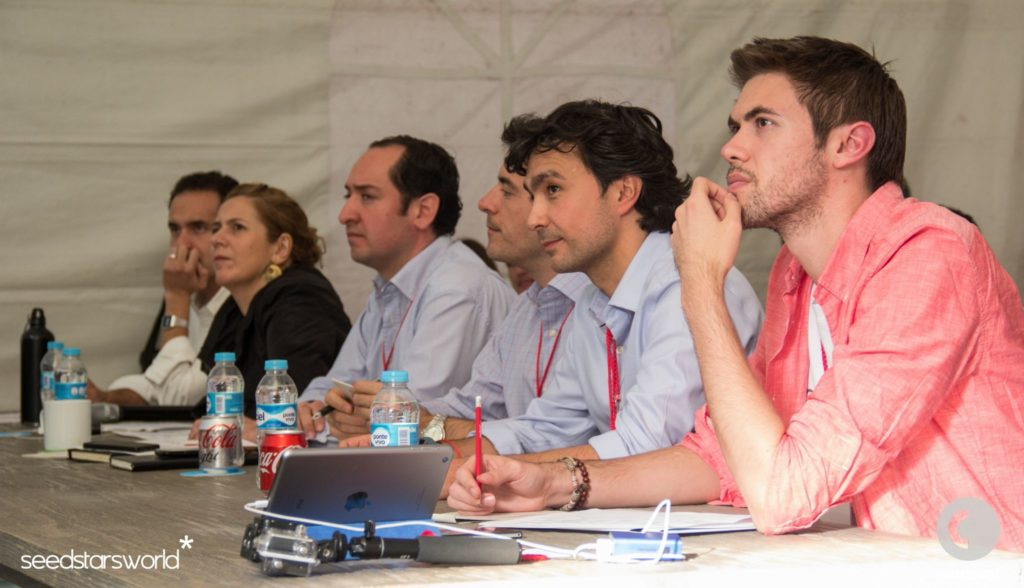 Seedstars Mexico Jury included experts from Uber, Youtube and the local investment scene