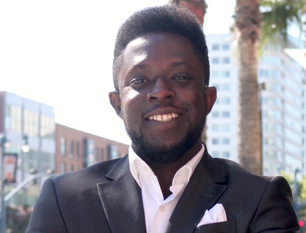 Toro Orero, serial entrepreuneur and managing partner of DraperDarkFLow in San Francisco Image Credit: Eva Nean