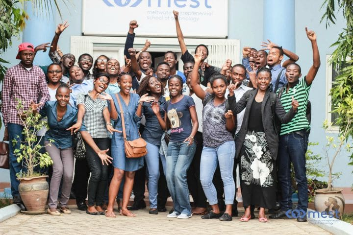 Entrepreneur-In-Training promotion MEST 2016