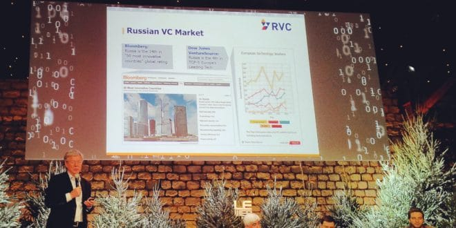 Russian VC Panel LeWeb Paris 2013_Startupbrics