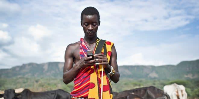 Le mobile devient le PC de l'Afrique