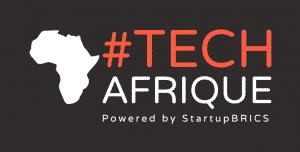 Logo Techafrique african startups tour by samir abdelkrim