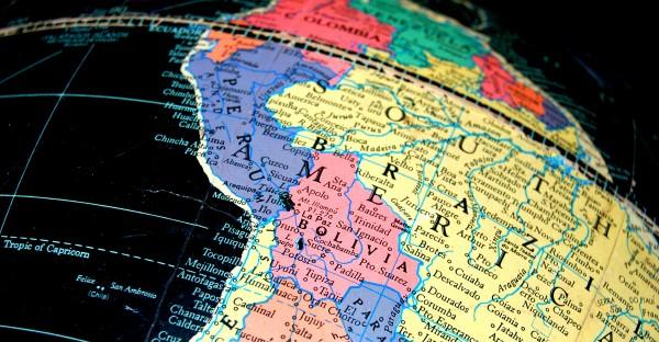 map of latin america myjobcompany french startup BRICS