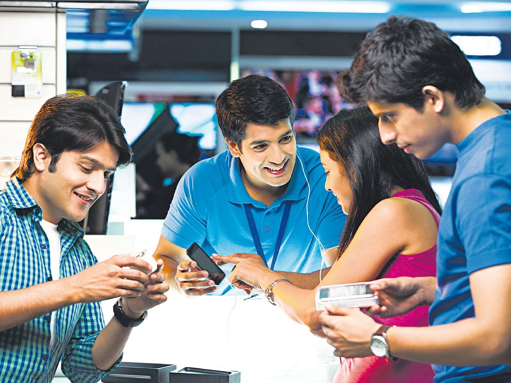 smartphone usage in india is booming