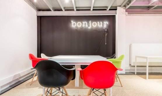 Becoworking hub numérique parisien et nouvelle antenne de