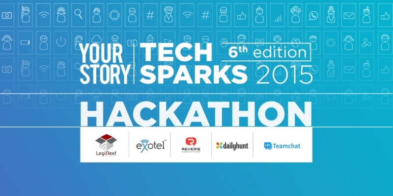 Hackathon-2015-TechSparks-YourStory
