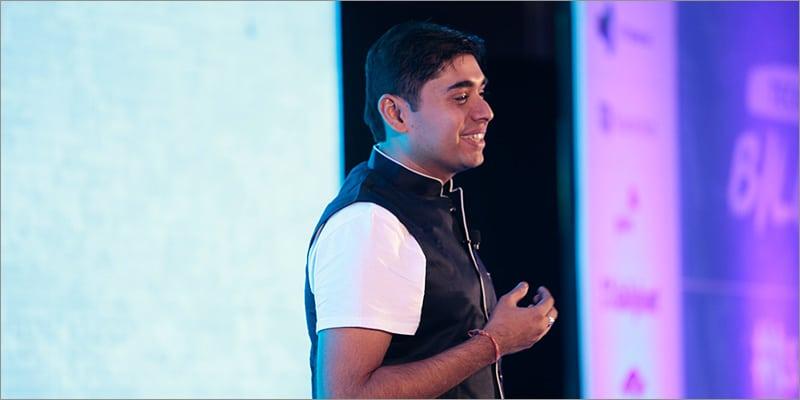 Naveen Tewari, fondateur et CEO de InMobi