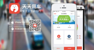 Chinese carpool and ride-sharing app Tiantian Yongche