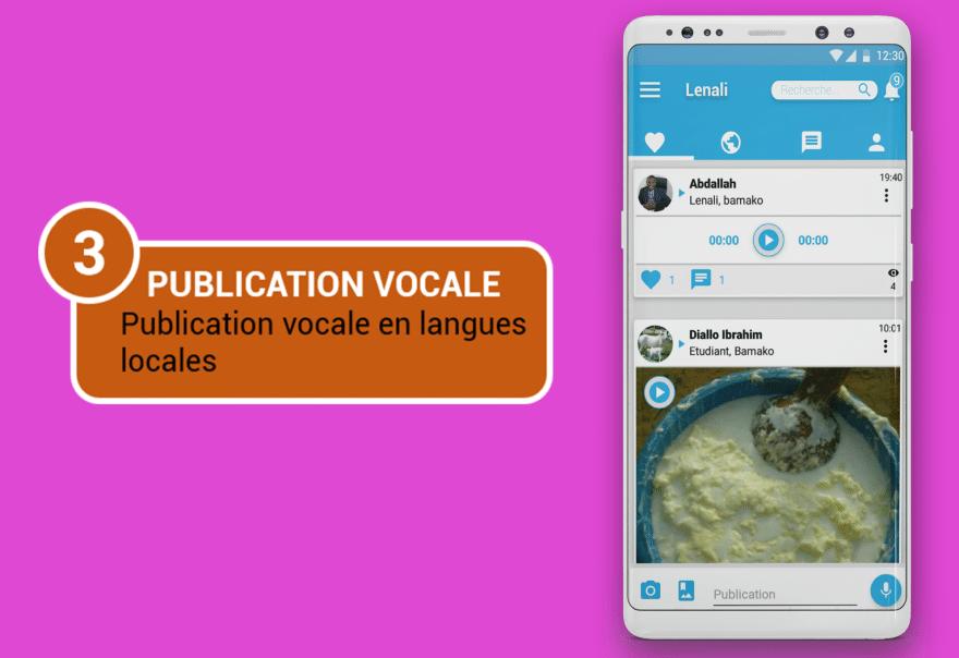 Lenali app