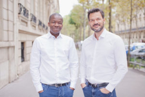 Tidjane Deme et Cyril Collon, General Partners de Partech
