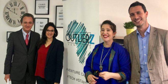 Outlierz team & Board